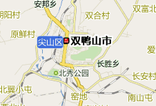 搜狗地图-双鸭山电子地图图片