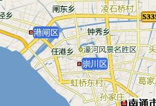 搜狗地图-南通电子地图